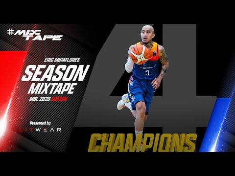 Watch the 2020 MBL Full Season #MIXTAPE of Eric Miraflores