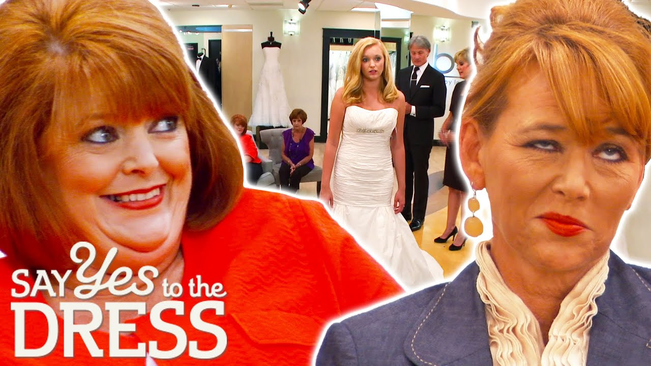 """We Sell Wedding Gowns, Not Pageant Dresses!"" 