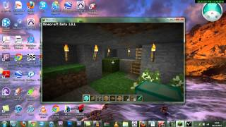 How to get Minecraft For FREE ( 1.3 & FULL version) (HD) (with multiplayer) 2012