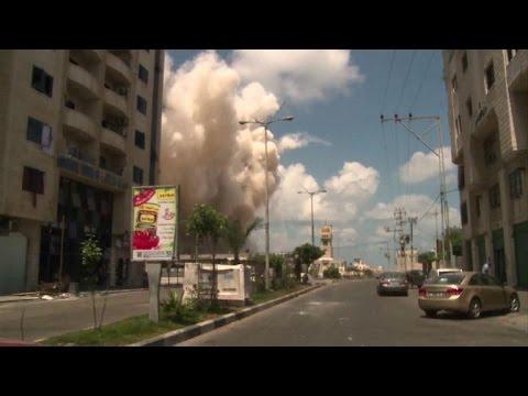 Nouvelles violences meurtrières à Gaza