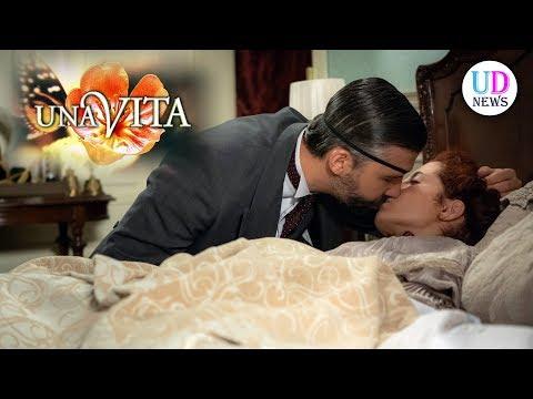Una Vita Anticipazioni Spagnole: Felipe si sacrifica per amore di Celia!
