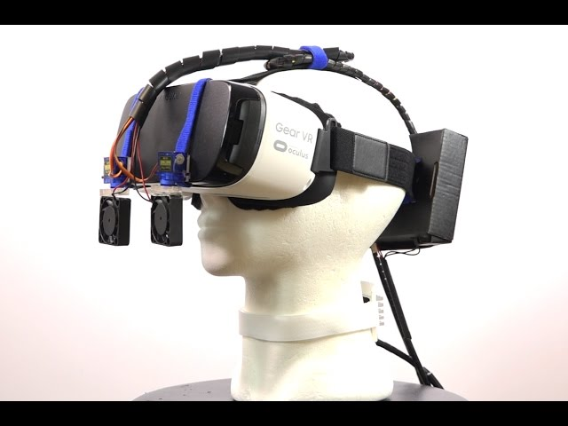 84ee48a0895 Feel Wind and Heat in VR With This Headset Add-On - VRScout