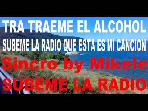 Enrique Iglesias SUBEME LA RADIO ( Karaoke ) ft. Descemer Bueno, Zion & Lennox