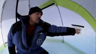 LOTOS | Презентация зимних палаток  http://www.lotostent.ru.