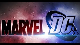 Marvel VS DC:Roblox Trailer