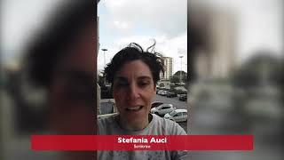 Stefania Auci pe SOS CORONAVIRUS SICILIA. Insieme possiamo farcela!
