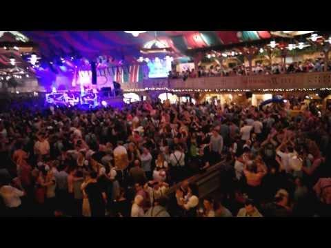 Cannstatter Volksfest 2013 in Stuttgart, Germany