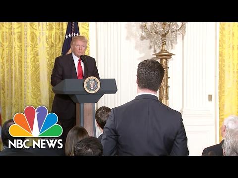 Peter Alexander Fact Checks President Donald Trump On Incorrect Electoral College Margin | NBC News