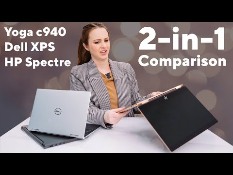 Yoga C940 Vs Dell XPS Vs Hp Spectre | 13
