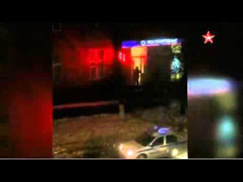Смотреть видео - ограбление Росэнергобанка (Москва