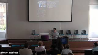 'The Machine and the Molecule: Chemistry in the History of AI' - Evan Hepler Smith (Boston College)