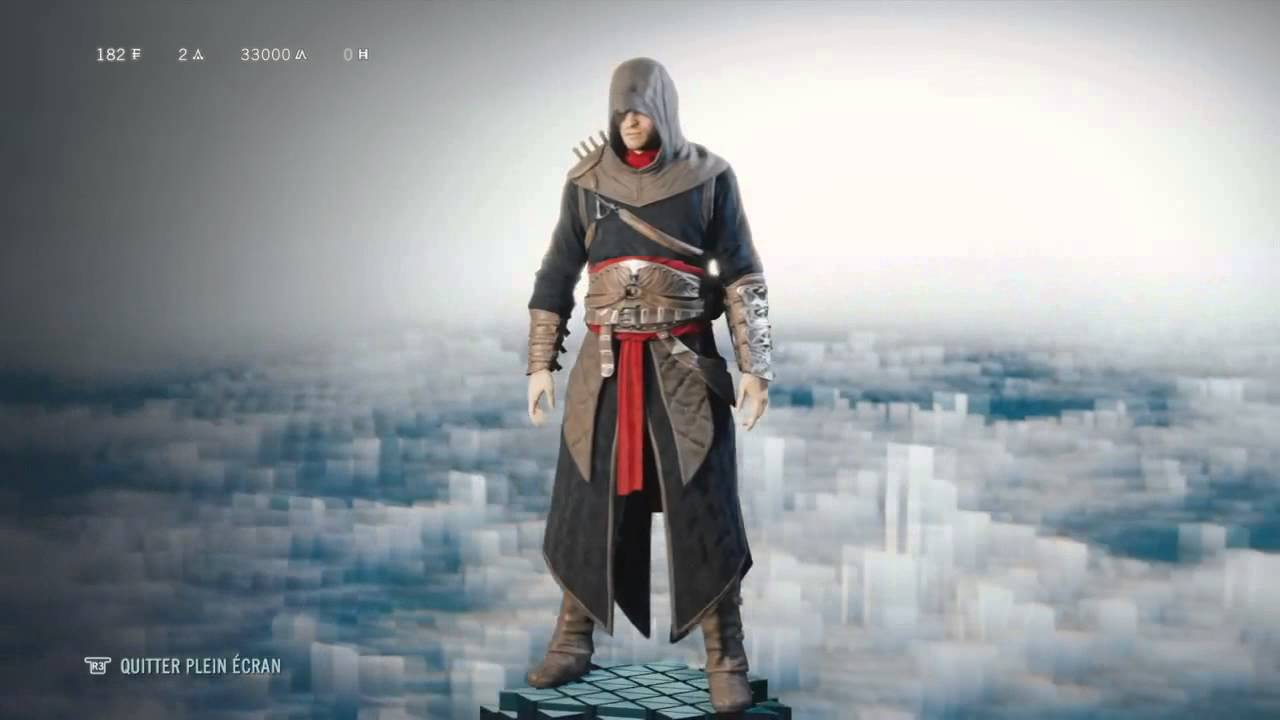 Assassin S Creed Unity Gameplay All Outfits Costumes Youtube