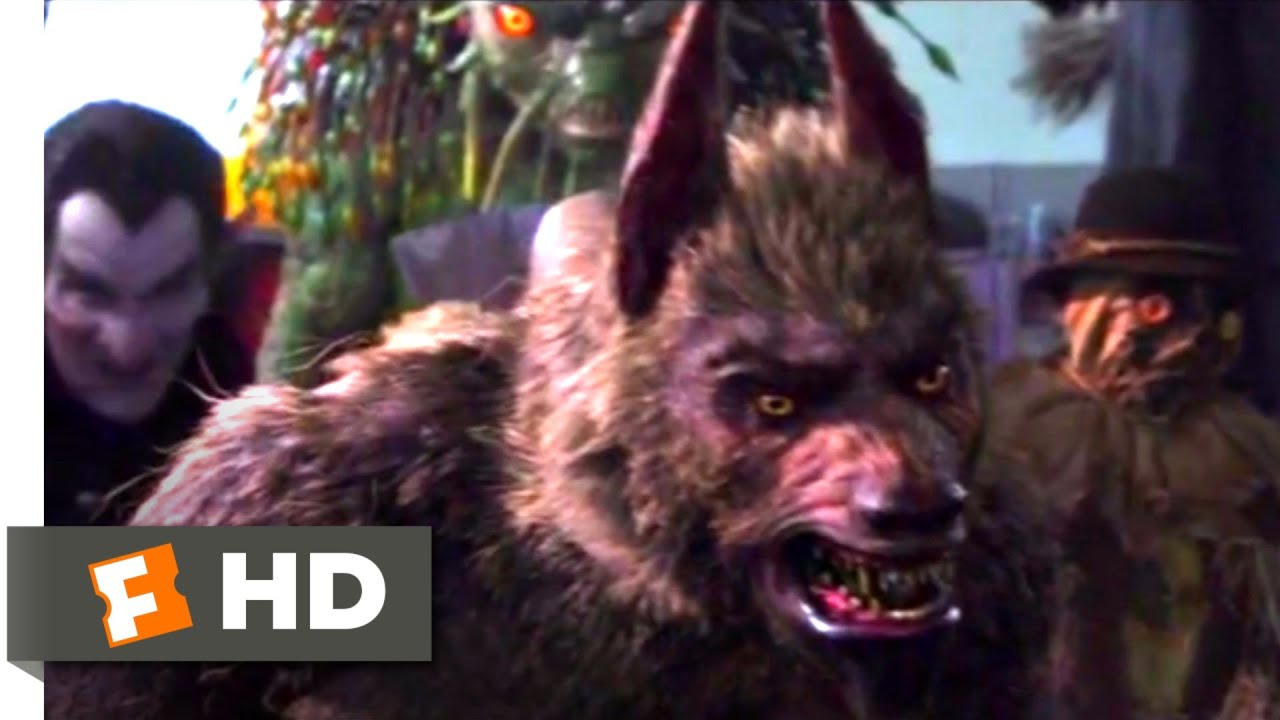 Download Goosebumps 2: Haunted Halloween (2018) - The Monsters Come Alive Scene (6/10) | Movieclips