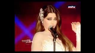 Haifa Wehbe - Bahrab Min Einek (Dancing With The Stars on MTV lb)