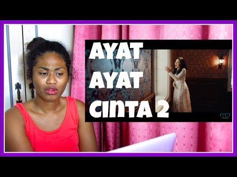 Krisdayanti - Ayat Ayat Cinta 2 Official Music Video   Soundtrack Ayat Ayat Cinta 2   Reaction