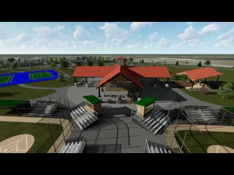 Mount Pleasant Campus Park Video