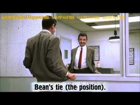 movie mistakes of bean (1997)
