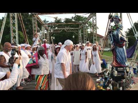 St.John's Eve Voodoo Ceremony