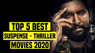 Top 5 Best South Indian Suspense Thriller Movies of 2020 | You Shouldn't Miss