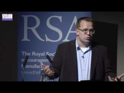 Evgeny Morozov - The Internet in Society: Empowering or censoring citizens?
