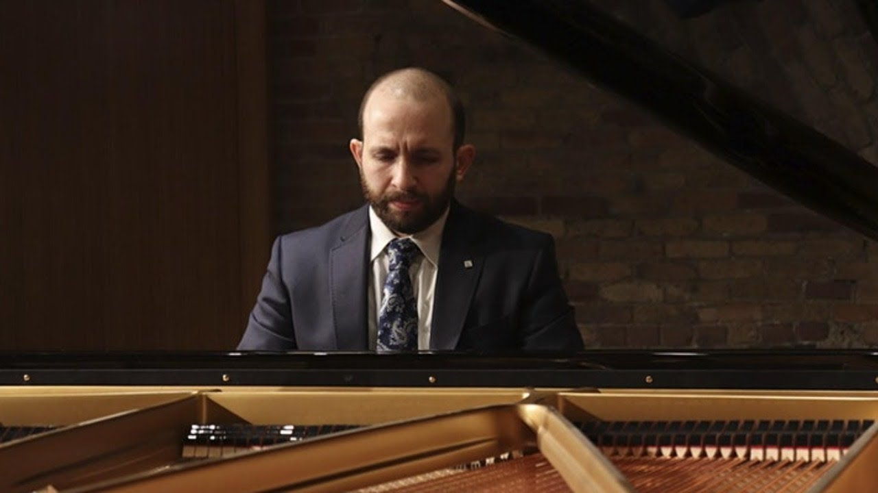 Download Pianist Daniel Baer performs the music of Carlos Chavez, Frederic Chopin, and Chris Castro