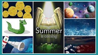 Animasyon İklim Değişikliği, Deniz Mikroorganizmalar & UZAYLILAR —