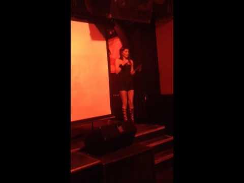 Portia Chellelynn 2016 Hardcore Horror Fest Hostess