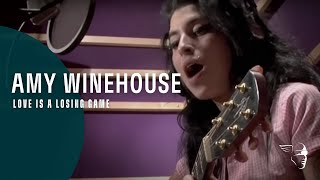 Amy Winehouse - Love Is A Losing Game (Back To Black Documentary)