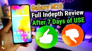Samsung Galaxy M20 Full Review After 7 Days of Use with Pros & Cons   Data Dock