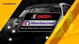 IMSA Online Sportscar Championship | Round 2 at Imola