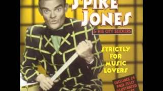 Spike Jones & his City Slickers - The Black And Blue Danube Waltz