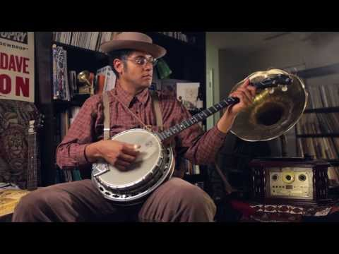 Dom Flemons: Can You Blame The Colored Man?