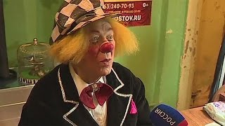 Russia pays tribute to Soviet-era clown Oleg Popov - world
