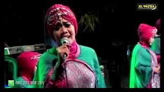 ANTARA MISKIN & KAYA - Terbaru 2018 Qasidah El Wafda
