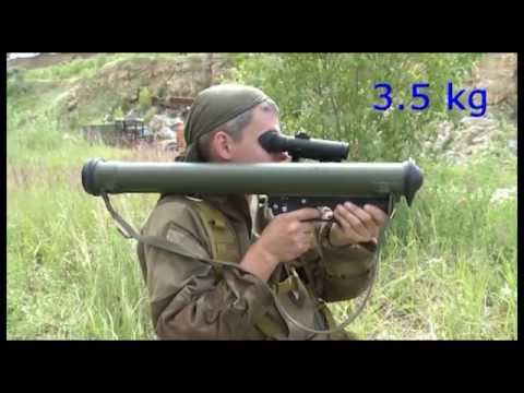 Bur 62mm grenade launcher KBP Russia Russian defense industry military technology