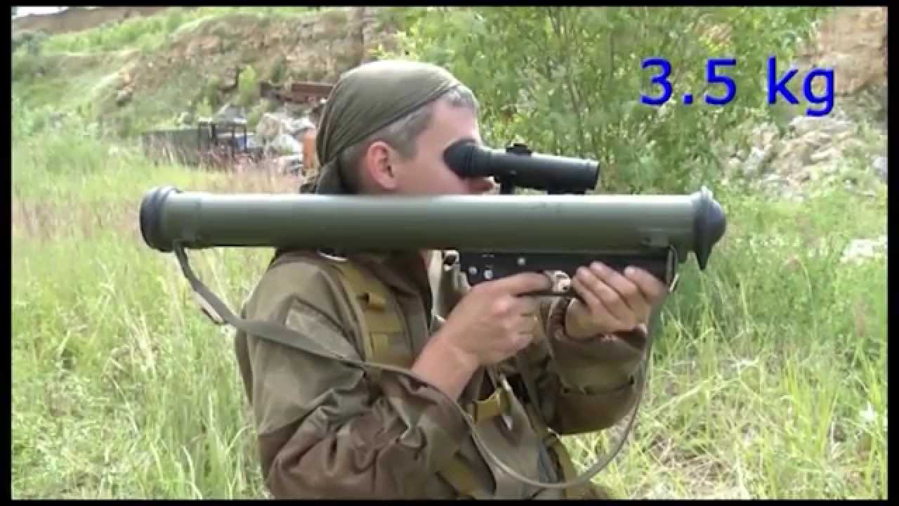 Bur 62mm Grenade Launcher KBP Russia Russian Defense