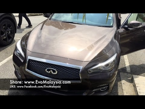 Evo Malaysia.com | We Tried Full Autonomous Hands Free Driving In The Infiniti Q50
