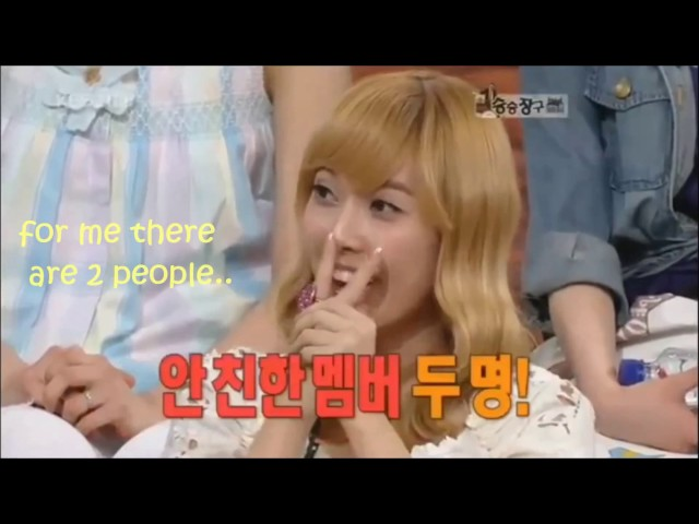 SNSD Funny - The LEGENDARY Double Trouble goes to..