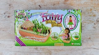 How to Set up the Fairy Kitchen Garden (Ad)