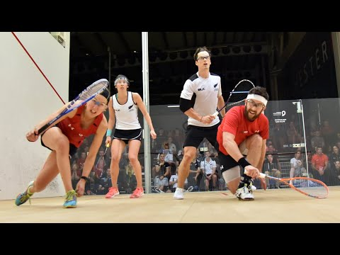 WSF World Doubles Championships 2017 Day 5 Finals