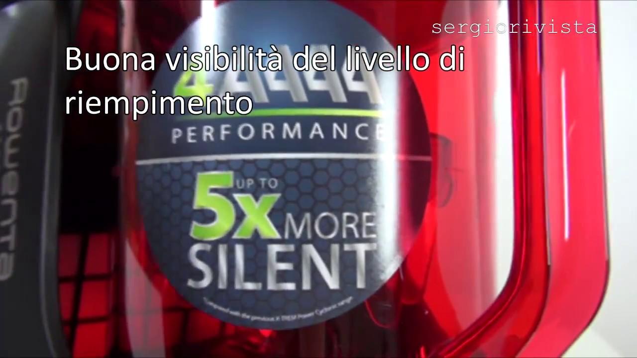 "Rowenta RO6963EA X Trem Power Cyclonic - Buon ""senza-sacco ..."
