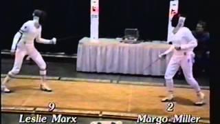 1996 Olympic Trials, Fencing - Men