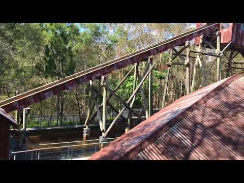 20180217 夢幻世界 Rocky Hollow Log Ride