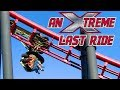 An X-treme Day At Magic Mountain | No Lines, Crazanity Update, and We Finally Get On X2!