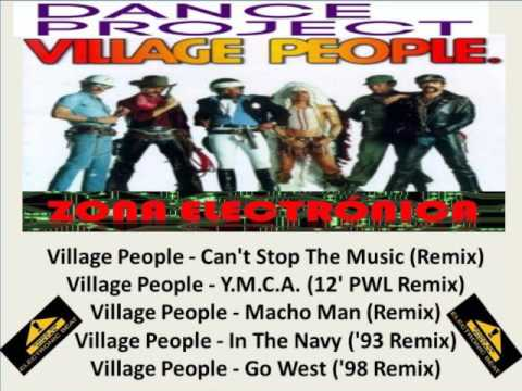 Village People (In The Mix) - Dj YuunS (Dance Project 2017)
