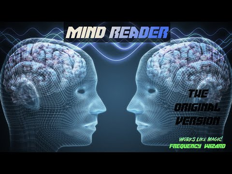 Become A Mind Reader Fast! Subliminals Frequencies Hypnosis Spell