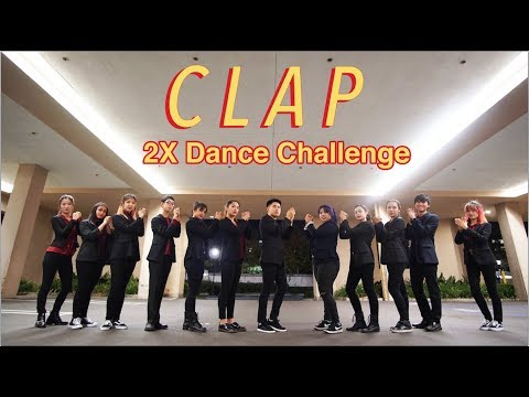 [DANCE CHALLENGE] KBM Dance | SEVENTEEN - CLAP [세븐틴 - 박수] 2X Speed Dance Challenge