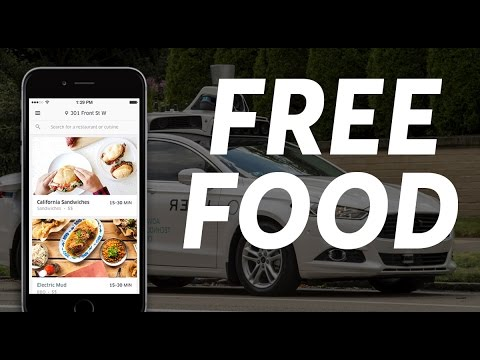 UNLIMITED FREE FOOD - Uber Eats Food Delivery Glitch/Method - How to get  Free Food from Uber Eats