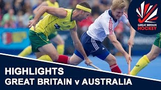 Great Britain v Australia Match Highlights