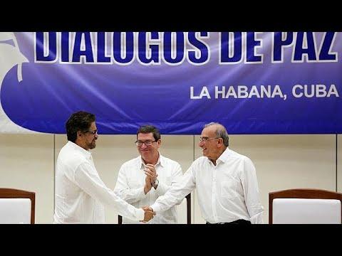 المفاوضات الكولومبية والسلام المنشود  - نشر قبل 1 ساعة